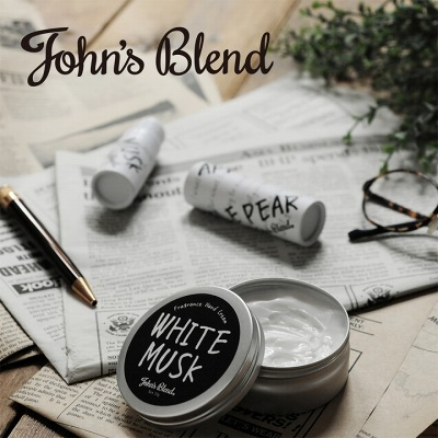 John's Blend  Living with fragrance  Hand Cream & Stick